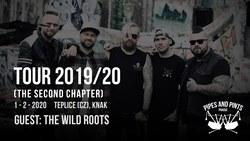 Profilový obrázek The Second Chapter TOUR - Pipes and Pints / Teplice