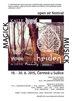 Profilový obrázek MAGICK MUSICK 2015