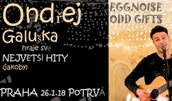 Profilový obrázek Ondřej Galuška hraje své největší hity (jakoby)