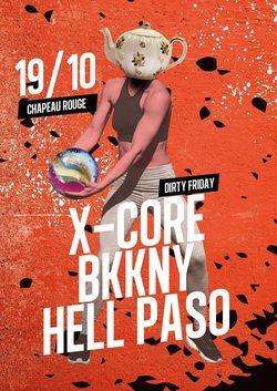 Profilový obrázek X-Core + Bikkiny Shop + Hell Paso