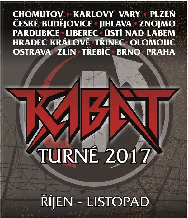 Kabát Turné 2017  3c4cc7e8ff8