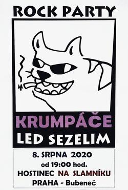 Profilový obrázek Krumpáče a Led Sezelim Na Slamníku
