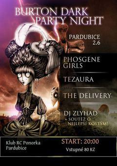 Profilový obrázek BURTON DARK PARTY NIGHT! Pardubice