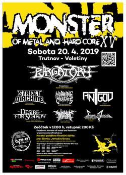 Profilový obrázek Monster of Metal and Hardcore XV