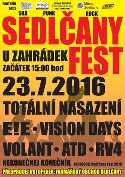Profilový obrázek Sedlčany fest 2016