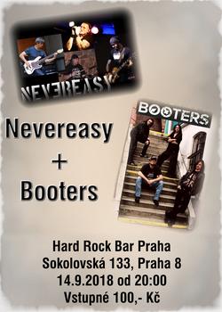 Profilový obrázek Neverasy + Booters