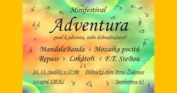 Profilový obrázek Minifestival Adventura