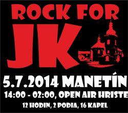 Profilový obrázek Rock for JK