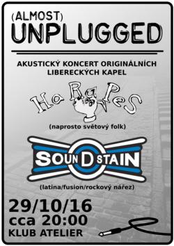 Profilový obrázek Soundstain Unplugged  a HaRaPes