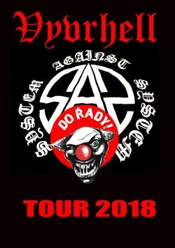 Profilový obrázek VYVRHELL TOUR 2018 + DĚDKOVO NAROZENINY