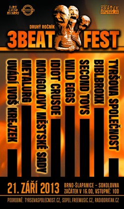 Profilový obrázek 3beatfest II.ročník
