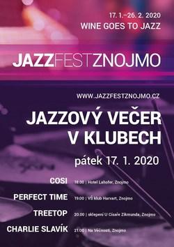 Profilový obrázek Jazzový večer v klubech: CHARLIE SLAVÍK