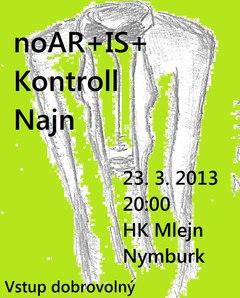 Profilový obrázek noAR+IS+, Kontroll + Najn