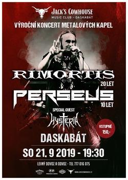 Profilový obrázek Rimortis, Perseus a Hysteria v Daskabátu