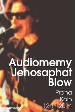 Profilový obrázek Audiomemy + The Heist + Jehosaphat Blow s Miss Shingaling v Kainu