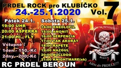 Profilový obrázek Prdel rock pro Klubíčko Vol.7