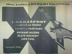 Profilový obrázek GARÁŽ FEST LUŽÁK