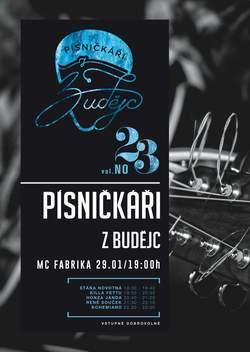 Profilový obrázek Písničkáři z Budějc vol. 23!