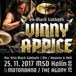 4c3f7bdc90657 Profilový obrázek Vinny Appice (ex - Black Sabath)