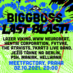 Profilový obrázek WWW Neurobeat na BiggBoss Last Blast