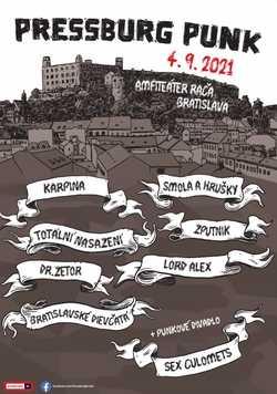 Profilový obrázek Pressburg Punk 2021
