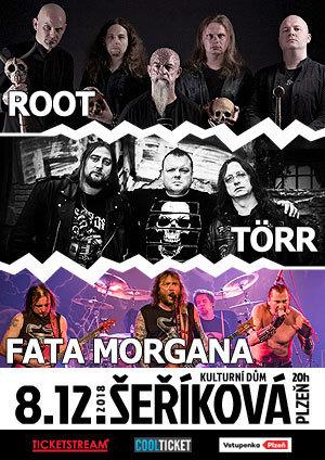 4fda12125d0 Profilový obrázek Root + Törr + Fata Morgana. Sdílej koncert dál