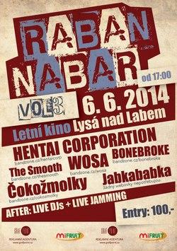 Profilový obrázek Raban|nabaR fest vol. 3