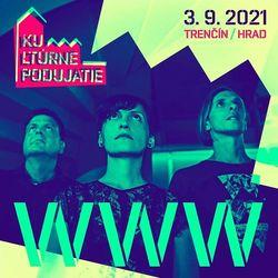 Profilový obrázek WWW Neurobeat na festivalu KUltúrne Podujatie 2021