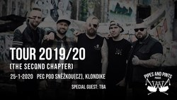 Profilový obrázek The Second Chapter TOUR - Pipes and Pints + Benjaming's Clan