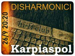 Profilový obrázek Disharmonici a Karpi v Hifáči