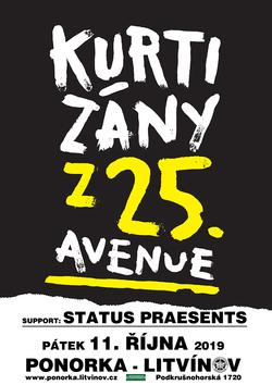 Profilový obrázek Kurtizány z 25. Avenue & Status Praesents  v Ponorce