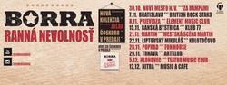 """Profilový obrázek BORRA """"AKO CHUTÍ LÁSKA"""" TOUR 2014 /Ranná nevolnosť /Že Čoe"""