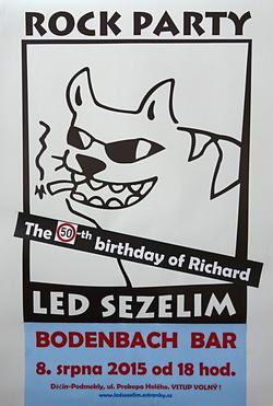 Profilový obrázek Rock party for the 50th birthday of Richard