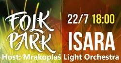 Profilový obrázek FolkPark – Isara a Mrakoplaš Light Orchestra