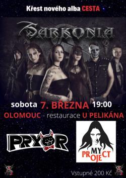 Profilový obrázek Sarkonia - křest nového alba