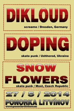 Profilový obrázek DIKLOUD / DOPING / SNOW FLOWERS V PONORCE