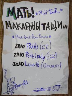 Profilový obrázek Makaroni mini tour