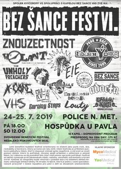 Profilový obrázek Bez Šance Fest VI.