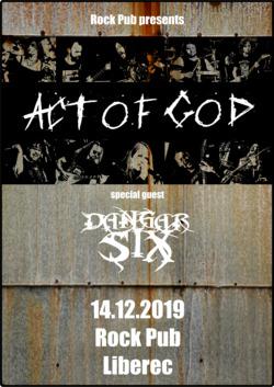Profilový obrázek Act of God v Rock Pubu