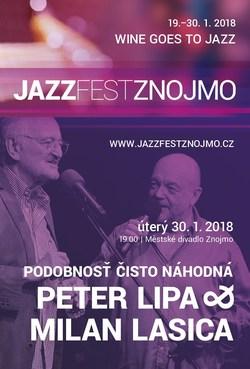 Profilový obrázek Peter Lipa & Milan Lasica - Podobnosť čisto náhodná