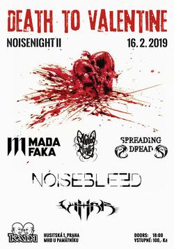 Profilový obrázek NoiseNight II - Death to Valentine
