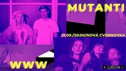 Profilový obrázek WWW Neurobeat + Mutanti hledaj východisko na Czecho Mecho