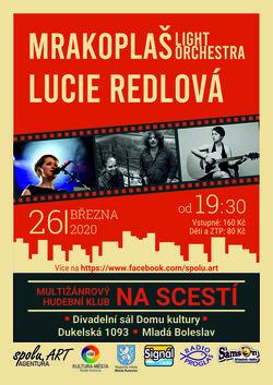 Profilový obrázek Mrakoplaš Light Orchestra a Lucie Redlová Na scestí