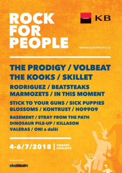 Profilový obrázek Rock for People 2018