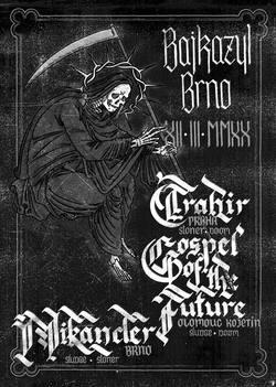 Profilový obrázek Farewell, Nikander Gig w/Gospel of the Future, Trahir