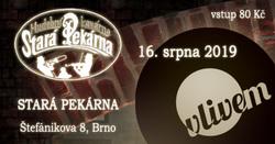 """Profilový obrázek Vypečený koncert kapely """"vlivem"""" vol. 3"""