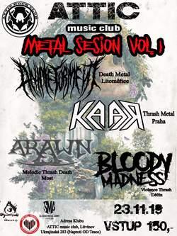 Profilový obrázek Metal sesion vol. 1