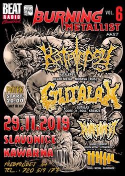 Profilový obrázek Burning Metallist Fest Vol.6