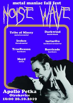 Profilový obrázek Noise Wave Fall Fest
