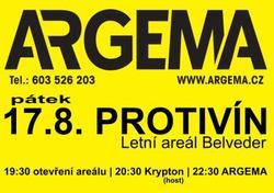 Profilový obrázek Koncert Protivín 17. 8. 2018